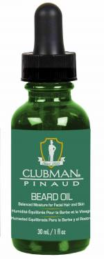 Clubman Pinaud - Beard Oil - Bartöl 30ml