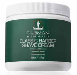 Clubman Pinaud - Classic Barber Shave Cream - Rasiercreme  453ml - Bild vergrößern