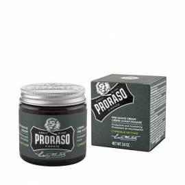Proraso-Pre-Shave Creme Cypress+Vetyver im Gläschen - Bild vergrößern