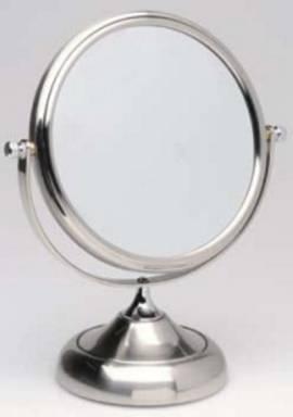 Metall-Rasierspiegel mit 10-facher Vergrösserung - Bild vergrößern