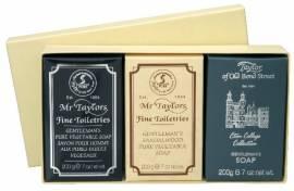 Geschenkbox Luxus-Herrenseife von Taylor of Old Bond Street - Bild vergrößern