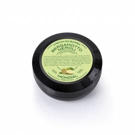 Mondial Rasiercreme 150 ml, Bergamotto neroli - Bild vergrößern
