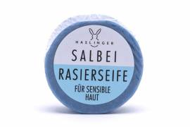 Rasierseife Salbei von Haslinger - Bild vergrößern