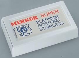 Rasierklingen -Merkur Super Platinum- - Bild vergrößern