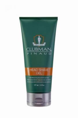 Clubman Pinaud - Head and Shave Gel - Rasiergel für Gesicht und Kopf  177ml - Bild vergrößern