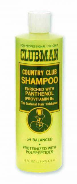 Haar- und Bartshampoo Clubman Pinaud Country Club 473ml - Bild vergrößern