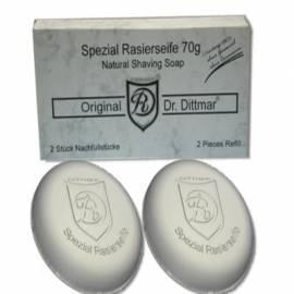 Dr. Dittmar Spezial-Rasierseife, 2 Stück zu je 70g - Bild vergrößern
