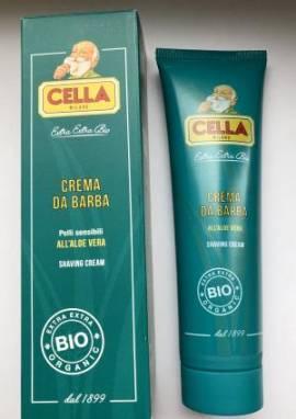 Bio-Rasiercreme Cella 150ml - Bild vergrößern
