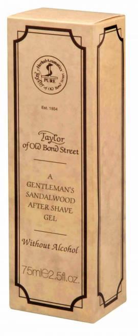 Sandelholz Aftershave-Gel von Taylor - Bild vergrößern