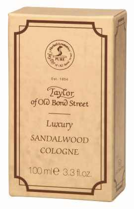 Taylor Luxury Sandalwood Cologne