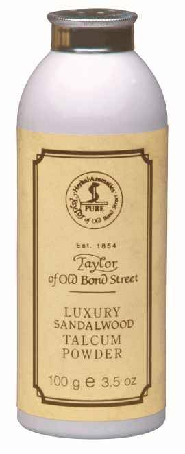 Herrenpuder Sandelholz von Taylor of Old Bond Street