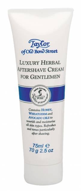 Luxury Herbal Aftershave-Cream von Taylor - Bild vergrößern