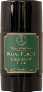 Luxus Deodorant Stick Royal Forest, Taylor of Old Bond Street