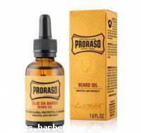 Proraso-Bartöl Wood&Spice, Bartpflegeöl 30ml