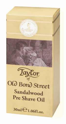 Pre Shave Öl Sandelholz von Taylor