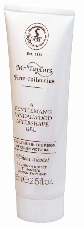 Sandelholz Aftershave-Gel von Taylor