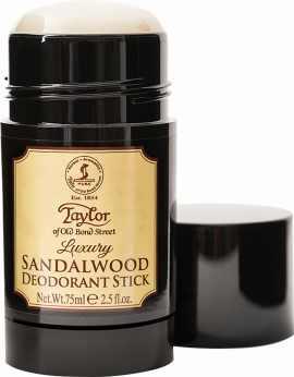 Luxus Sandelholz Deodorant Stift von Taylor of Old Bond Street