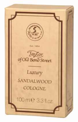 Taylor Luxury Sandalwood Cologne