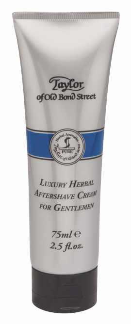 Luxury Herbal Aftershave-Cream von Taylor