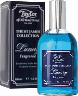 Taylor of Old Bond Street Luxury Fragrance St. James, 100 ml