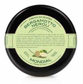 Mondial Rasiercreme 150 ml, Bergamotto neroli
