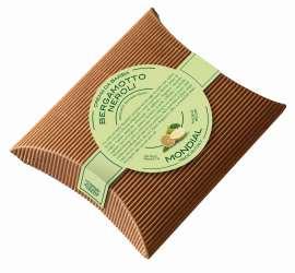 Mondial Rasiercreme 125 ml im preiswerten Nachfüllpack, Bergamotto neroli