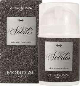 Mondial After Shave Gel -Nobilis-, 50 ml