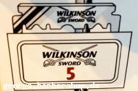 Rasierklingen -Wilkinson Double Edge-