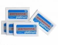50er Premium-Rasierklingen Personna-Platinum, 50er-Sparpack